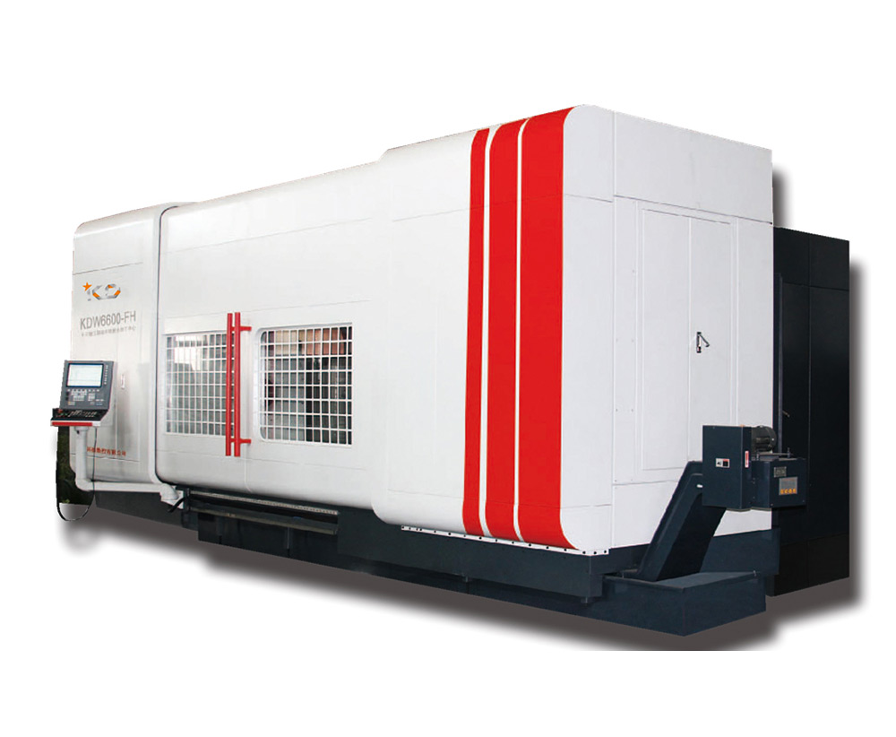 KDW-6600FH  (5 axis)