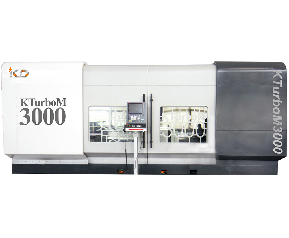 KTurboM3000  (5 axis)