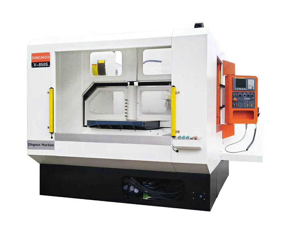 V-600S Twin Pallet CNC Vertical Milling Center