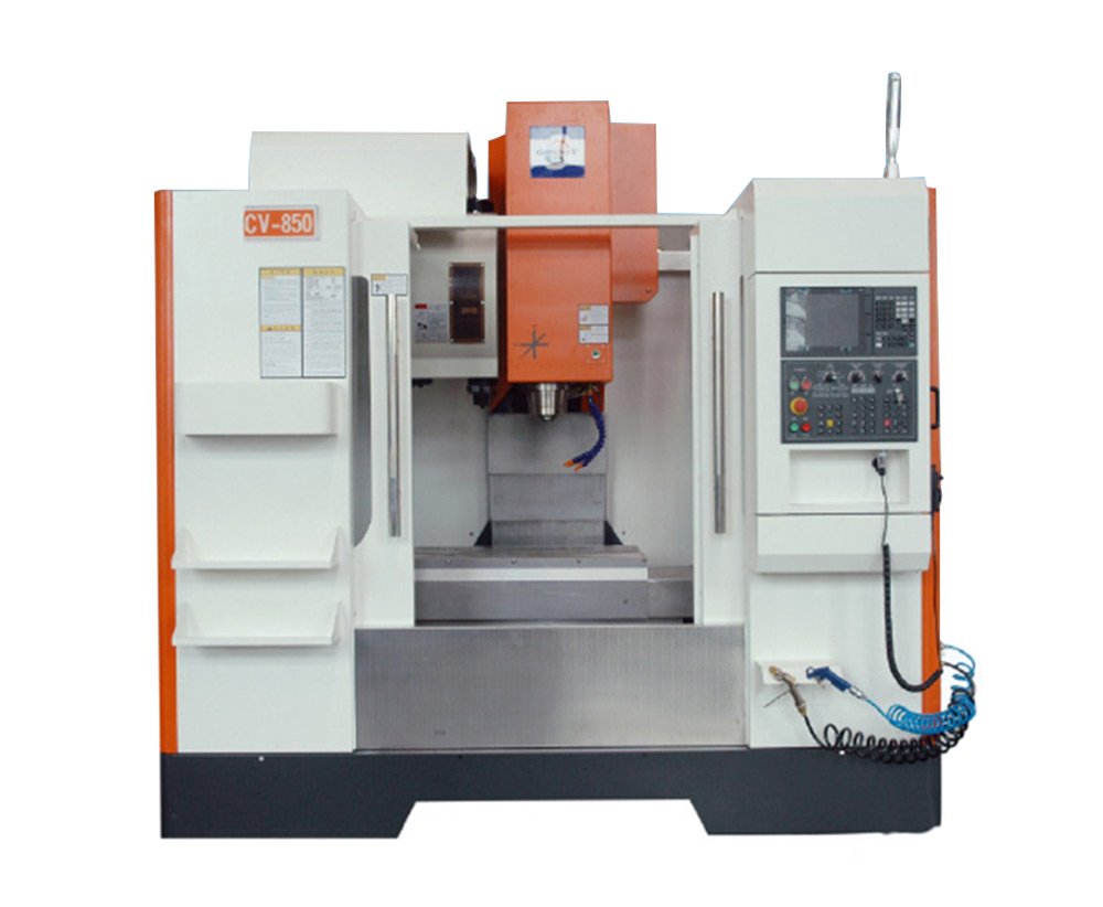MV 850L Vertical machine center